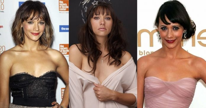 49 Hottest Rashida Jones Booobs Pictures Will Make You Desire Her Like No Other Thing