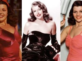 49 Hottest Rita Hayworth Bikini Pictures Are Here To Turn Your Sad Day Into A Fun Day