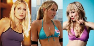 49 Hottest Sarah Carter Bikini Pictures Will Make You Desire Her Like No Other Thing