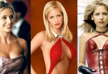49 Hottest Sarah Michelle Gellar Boobs Pictures Shows God Took Sweet Time To Make Her