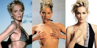 49 Hottest Sharon Stone Bikini Pictures Proves Her Body Is Absolute Definition Of Beauty