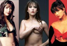 49 Hottest Sophie Marceau Bikini Pictures Will Motivate You To Win Her Over