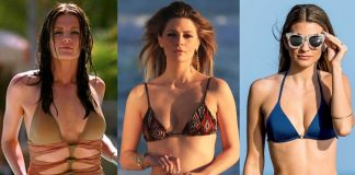 49 Hottest Stana Katic Bikini Pictures Shows She Has Best Hour-Glass Figure