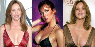 49 Hottest Tanya Roberts Boobs Pictures Are Here Bring Back The Joy In Your Life