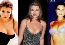 49 Hottest Yasmine Bleeth Boobs Pictures Will Prove That She Is A Goddess