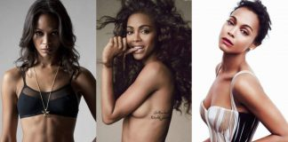 49 Hottest Zoe Saldana Boobs Pictures Are Here Bring Back The Joy In Your Life