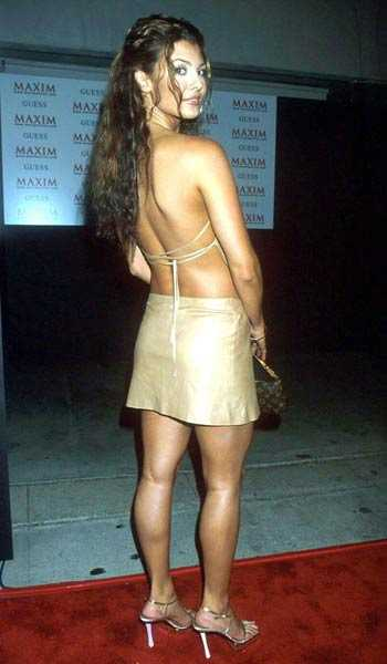 Ali Landry sexy butt pictures
