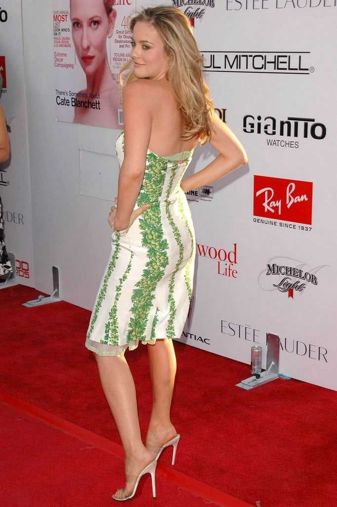 Alicia Silverstone hot ass pics