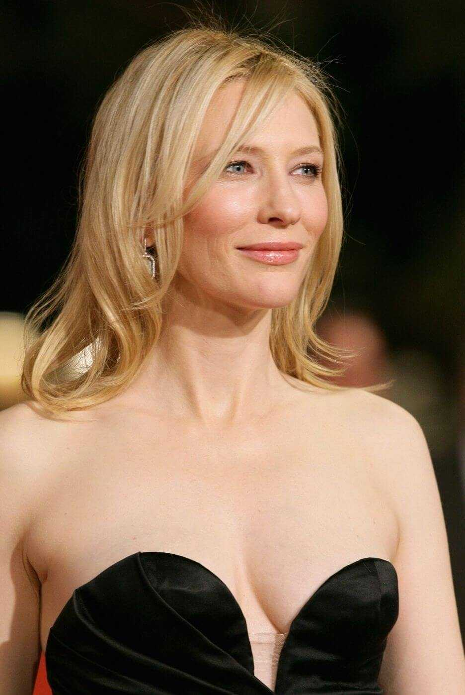 Cate Blanchett boobs pictures