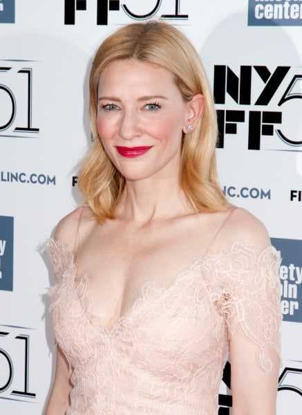 Cate Blanchett hot big boobs pictures
