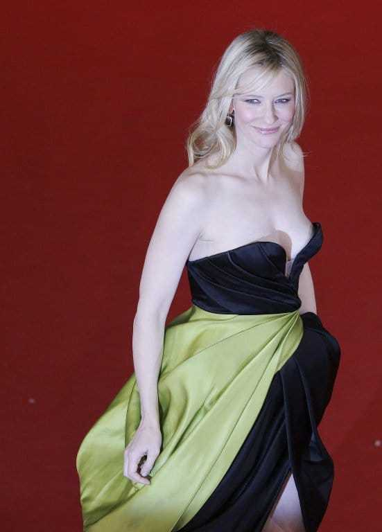 Cate Blanchett hot look pictures