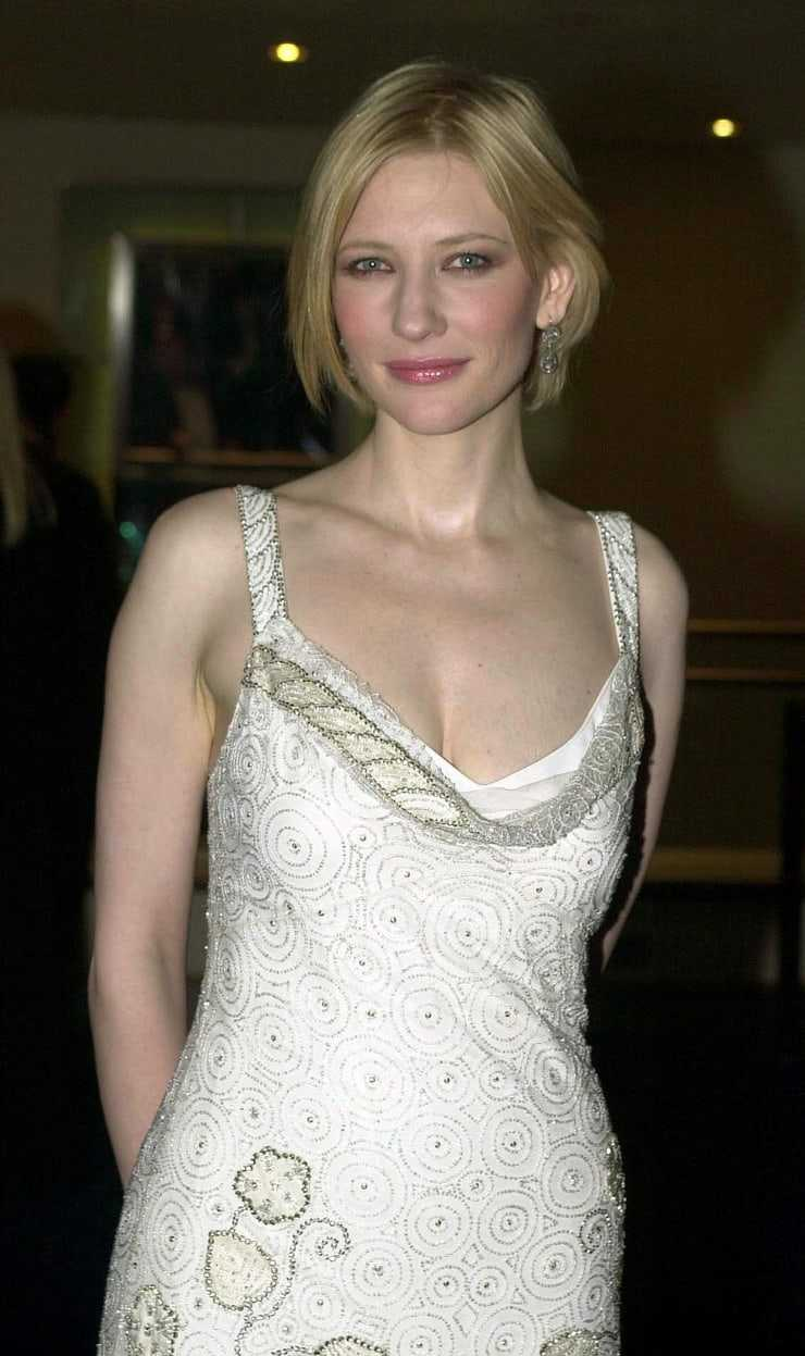 Cate Blanchett sexy big boobs pictures