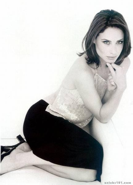 Claire Forlani hot booty