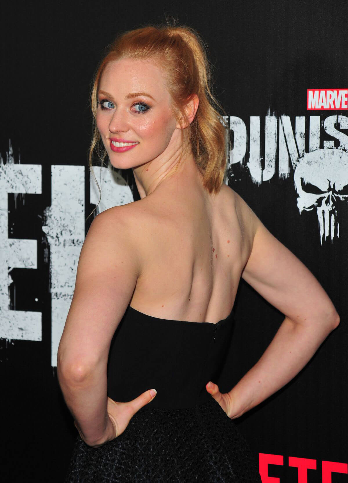 Deborah Ann Woll hot butt