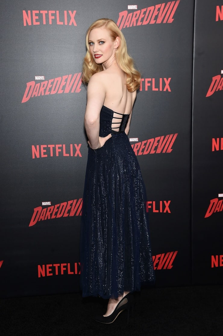 Deborah Ann Woll hot picture