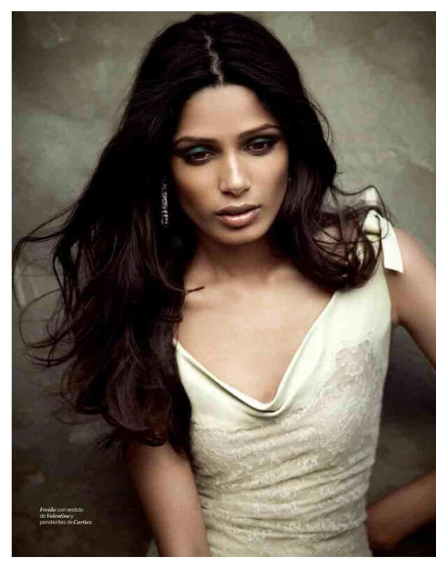 49 Hottest Freida Pinto Bikini Pictures Are Here To ...