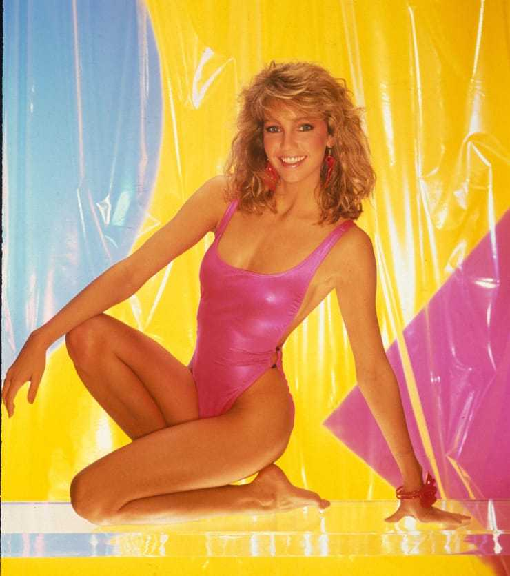 Heather Locklear hot lingerie pictures