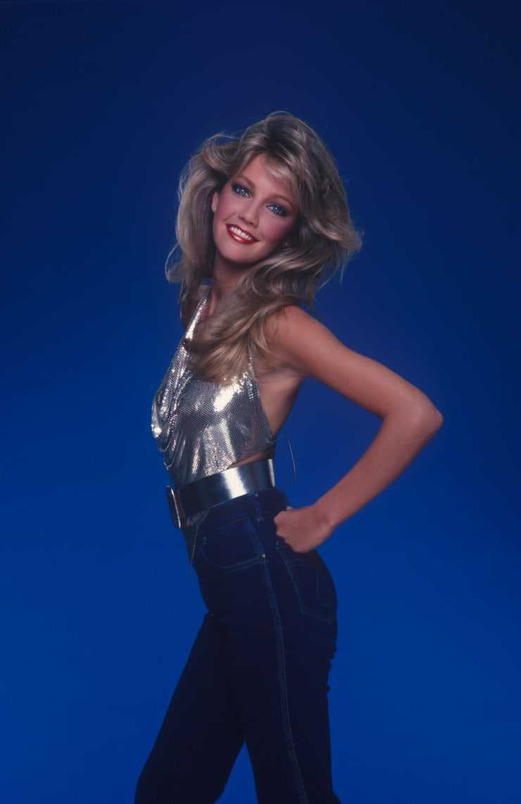 Heather Locklear sexy ass pictures