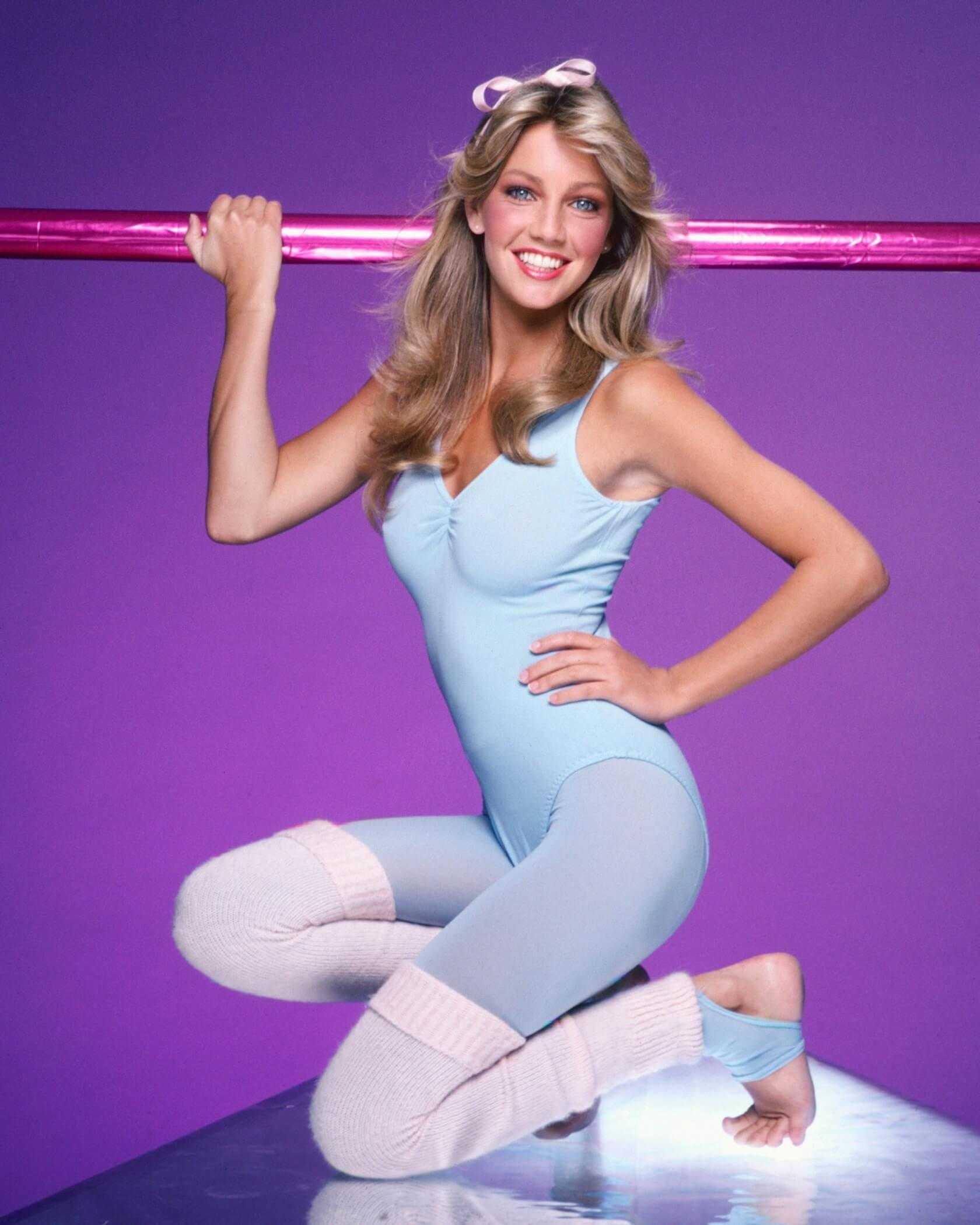 Heather Locklear sexy side butt pictures