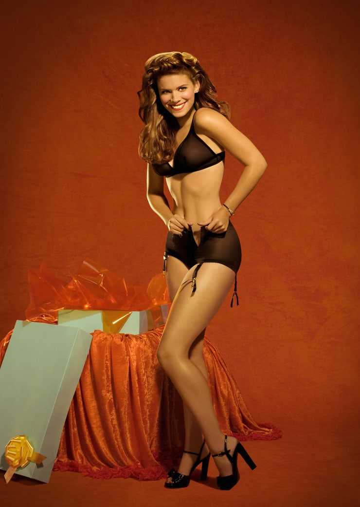 Kate Mara hot lingerie pictures