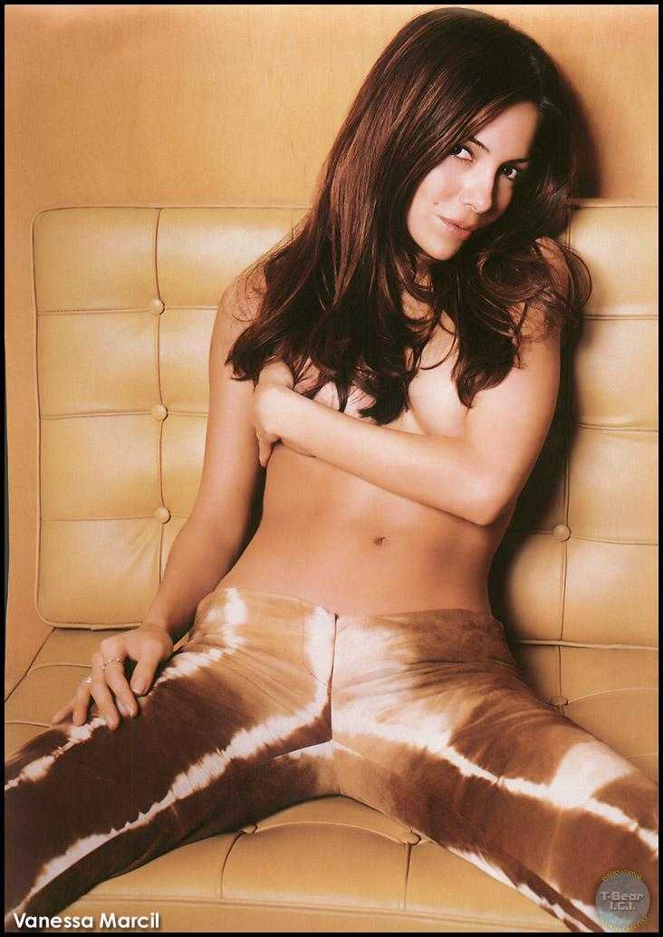Vanessa Marcil hot topless pictures