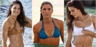 49 Alex Morgan Sexy Pictures Prove That She Is An Angel