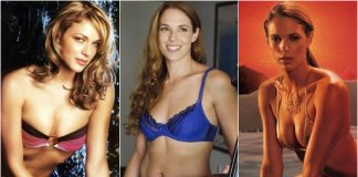 49 Amanda Righetti Sexy Pictures Will Make You Fall In Love With Her