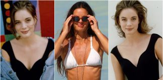 49 Gabrielle Anwar Sexy Pictures Prove She Is A Godden From Heaven