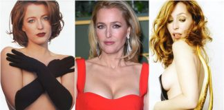 49 Gillian Anderson Sexy Pictures Are Filled Hotness