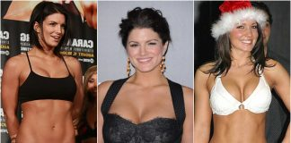 49 Gina Carano Sexy Pictures Prove She Is An Angel In Human Form