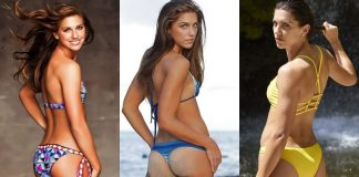 49 Hottest Alex Morgan Big Butt Pictures Will Make You Jump With Joy