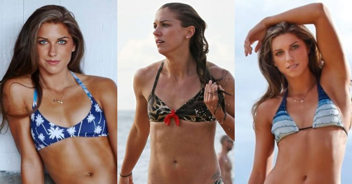 49 Hottest Alex Morgan Boobs Pictures Will Motivate You To Win Her Over