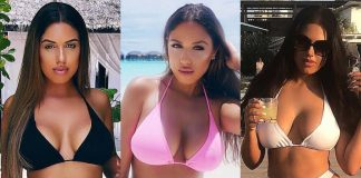 49 Hottest Anna Vakili Bikini Pictures Will Literally Drive You Nuts For Her