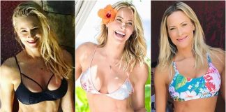 49 Hottest Brittany Daniel Bikini Pictures Shows She Has Best Hour-Glass Figure