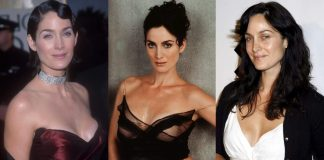 49 Hottest Carrie-Anne Moss Boobs Pictures Will Make You Fall In Love Like Crazy