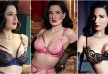 49 Hottest Dita Von Teese Boobs Pictures Are Perfect Definition Of Beauty