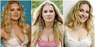 49 Hottest Emily Procter Boobs Pictures Will Prove That She Is A Goddess