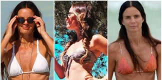 49 Hottest Gabrielle Anwar Bikini Pictures Will Make You Fall In Love Like Crazy