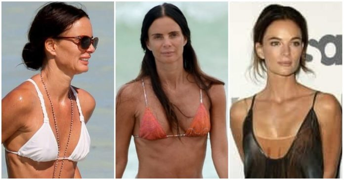 49 Hottest Gabrielle Anwar Boobs Pictures Are Here To Turn Up The Temperature