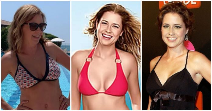 49 Hottest Jenna Fischer Bikini Pictures Will Make You Believe She Has The Perfect Body
