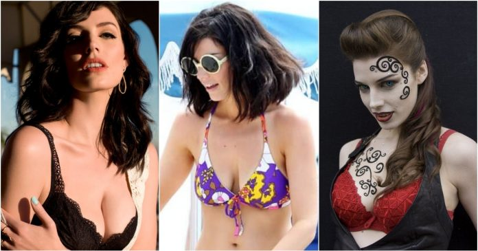 49 Hottest Jessica Paré Bikini Pictures Are Here Bring Back The Joy In Your Life
