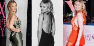 49 Hottest Kim Cattrall Big Butt Pictures Proves She Is A Queen Of Beauty And Love