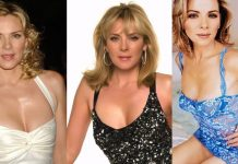 49 Hottest Kim Cattrall Boobs Pictures Are Here To Turn Up The Temperature