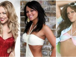 49 Hottest Kimberley Walsh Bikini Pictures Proves She Is A Shining Light Of Beauty