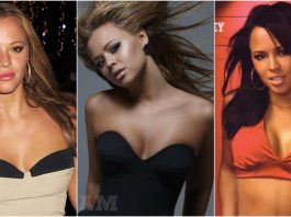 49 Hottest Kimberley Walsh Boobs Pictures Will Prove She Has Perfect Figure In The Industry