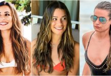 49 Hottest Lea Michele Bikini Pictures Will Prove That She Is A Goddess