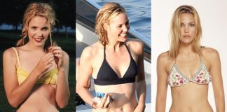 49 Hottest Leslie Bibb Bikini Pictures Will Make You Believe She Has The Perfect Body