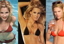 49 Hottest Leslie Bibb Boobs Pictures Will Make You An Addict Of Her Beauty