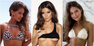 49 Hottest Louise Thompson Bikini Pictures Define The Meaning Of Beauty