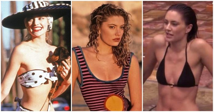 49 Hottest Madchen Amick Bikini Pictures Will Literally Drive You Nuts For Her